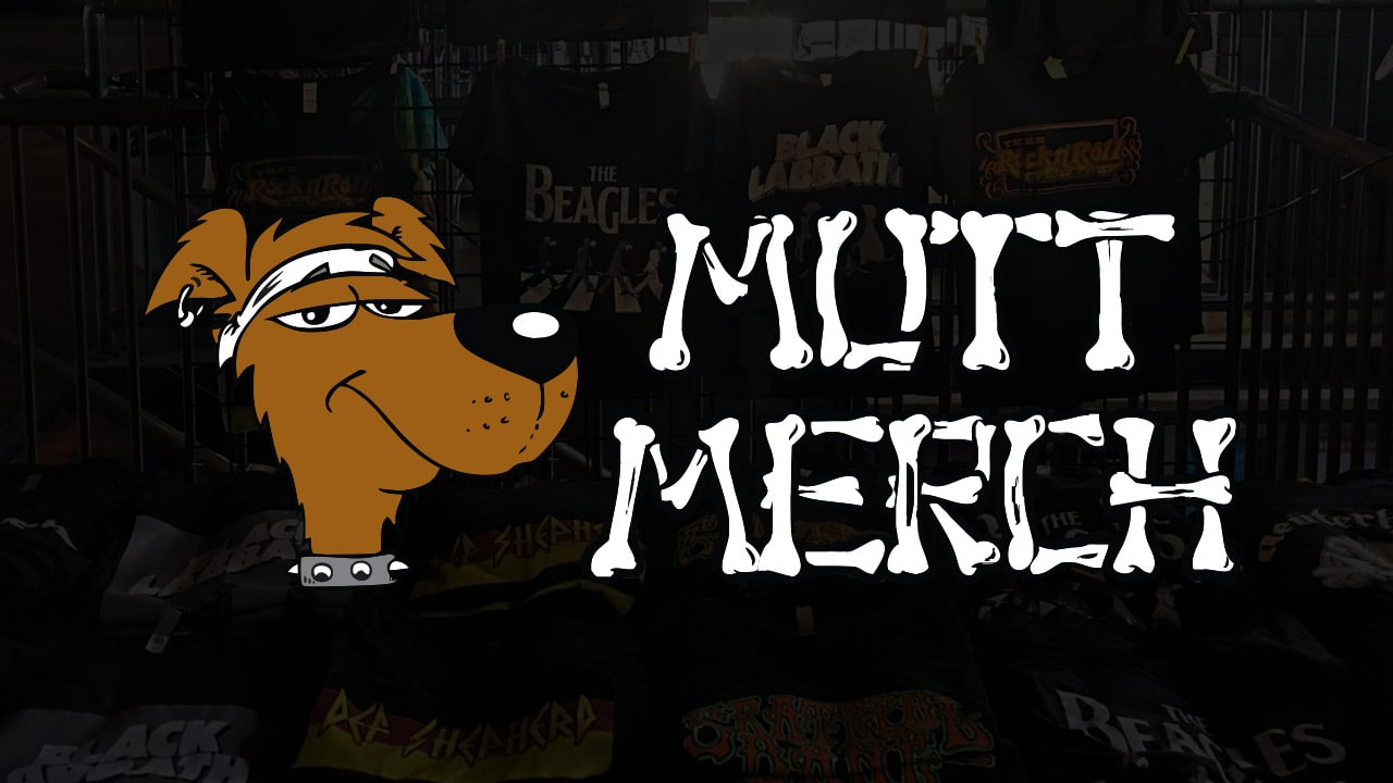Project: Mutt Merch Webstore - E-Commerce Web Design