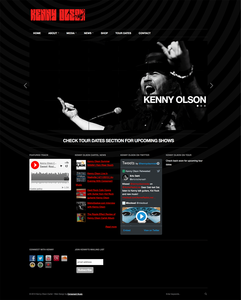 Kenny Olson Web Design
