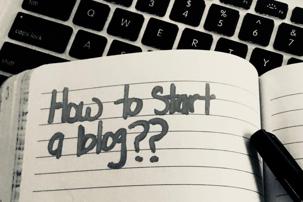 How to Start a Blog for Your Company
