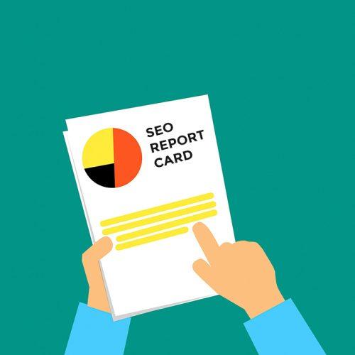 Free SEO Report Card - Consonant Marketing