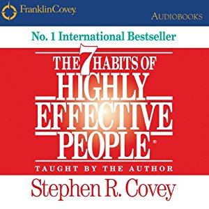 Book Recommendations for Entrepreneurs - February 2018 - 7 Habits of Highly Effective People