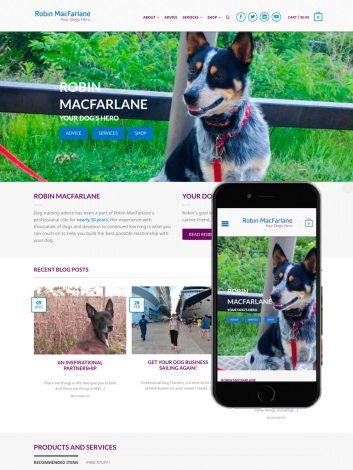 Web Design - Robin MacFarlane