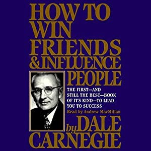 How to Win Friends and Influence People - Book Recommendations for Entrepreneurs