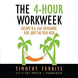 The 4 Hour Workweek - Book Recommendations for Entrepreneurs