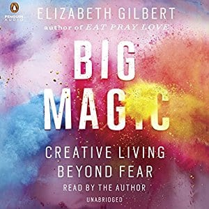 Book List for Creative Entrepreneurs - Big Magic
