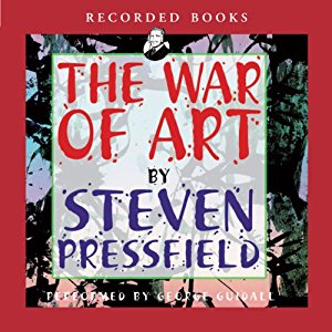 Book List for Creative Entrepreneurs - The War of Art - Steven Pressfield