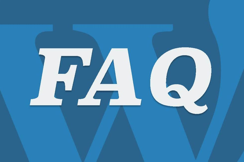 FAQ - WordPress Hosting - Themes - Plugins