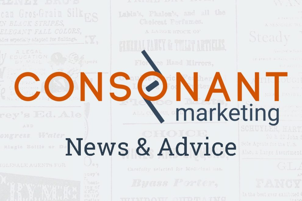 News & Advice | Consonant Marketing | Nashville